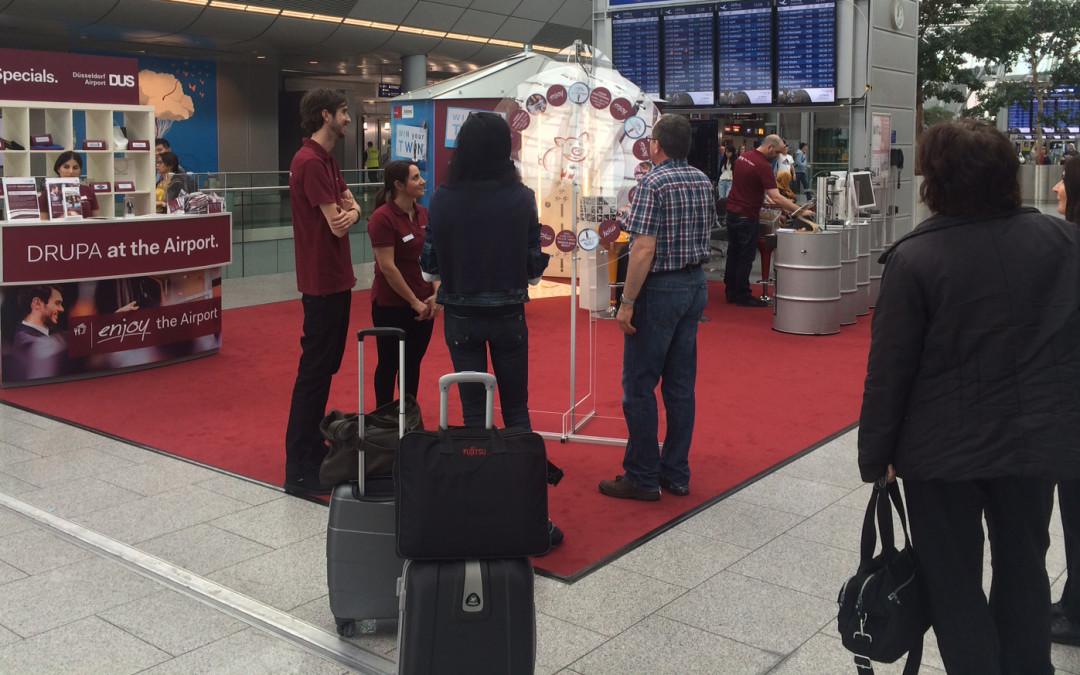 fabtory am Flughafen Düsseldorf